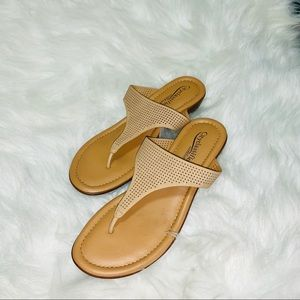 CityClassified Comfort Sandals